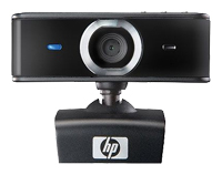 HP Deluxe Webcam KQ246AA фото